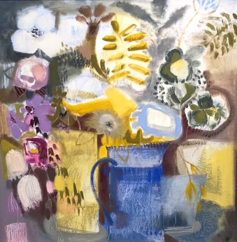 Annabel Fairfax, Seedheads and Petals (London Gallery)