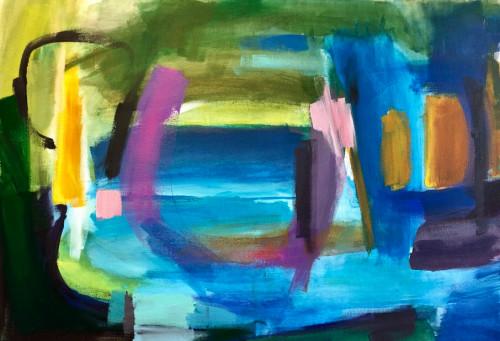 Laura Sednaoui, The Deep Blue (London Gallery)