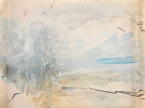 Bob Aldous, Water Archaeology (London Gallery)