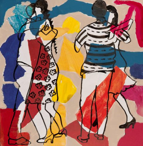 Dione Verulam, Tango III (London Gallery)