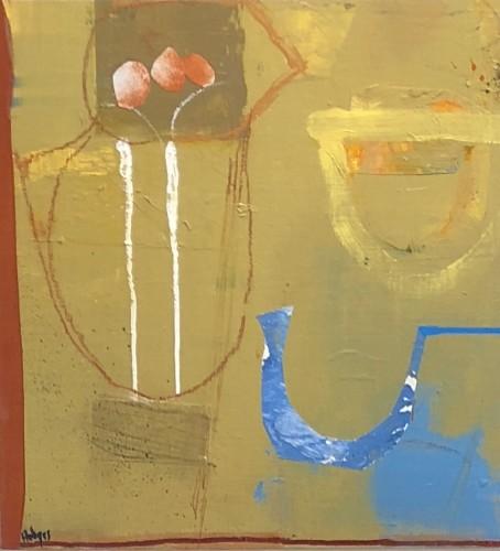 Felice Hodges, Dijon Yellow (London Gallery)