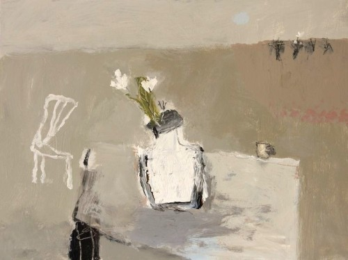 David Pearce, Winter Blossom (Dew Pond Restaurant)