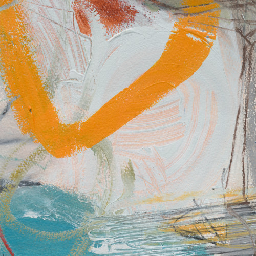David Mankin, Sugar-House Quays (Hungerford Gallery)