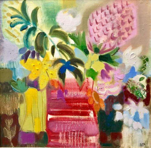 Annabel Fairfax, Strawberry Plant (Hungerford Gallery)