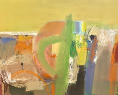 Dafila Scott, On a Summer Day (London Gallery)