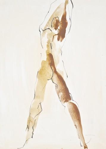 Bella Pieroni, Fire Sprite I (Framed) (London Gallery)