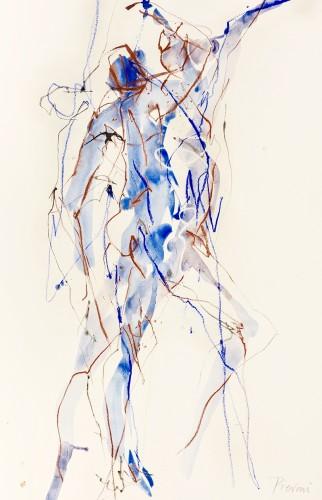 Bella Pieroni, Vantoase, Wind Spirits (Hungerford Gallery)