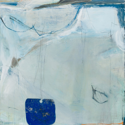 David Mankin, Invisible Shores (Hungerford Gallery)