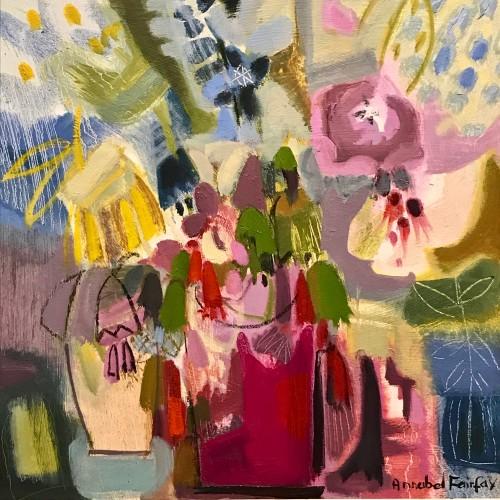 Annabel Fairfax, Sunshine (London Gallery)