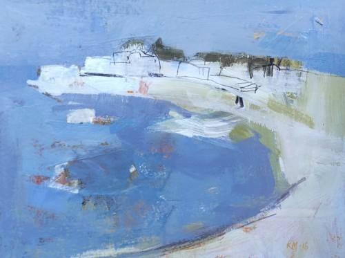 Kathy Montgomery, Mykonos II (London Gallery)