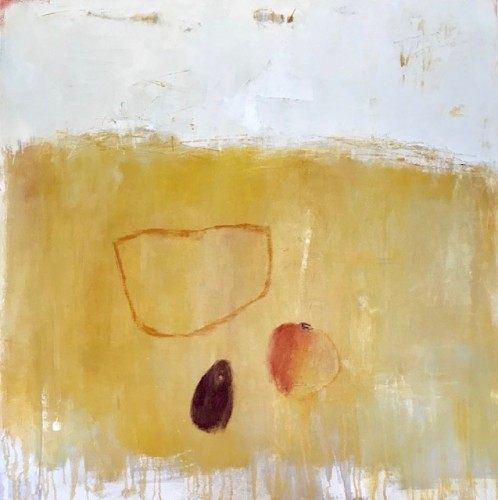 Jenny Lock, Orange Bowl (Hungerford Gallery)