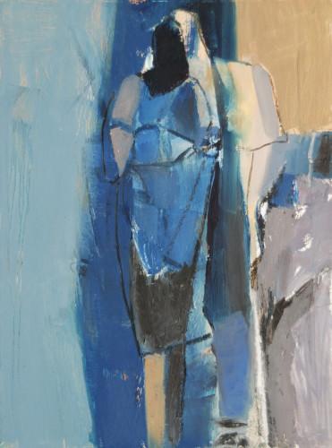 Dafila Scott, Two Figures