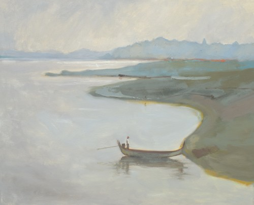Clare Granger, Distant View (Hungerford Gallery)