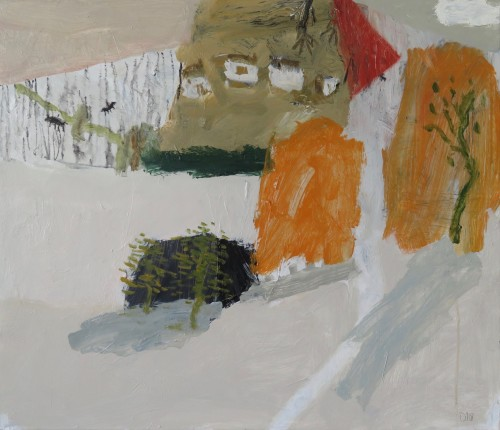 David Pearce, Hilltop (Hungerford Gallery)