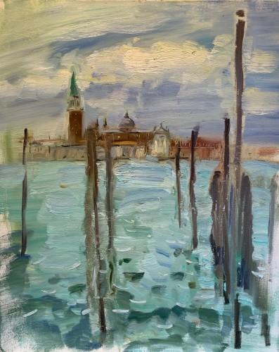 Richard Colson, San Giorgio Maggiore (Hungerford Gallery)