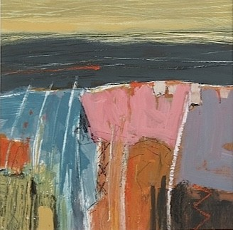 Malcolm Taylor, Dark Horizon (London Gallery)