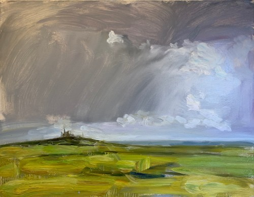 Richard Colson, Classiebawn Castle, Sligo (London Gallery)