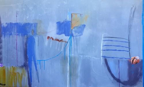 Felice Hodges, Battersea Blue (London Gallery)