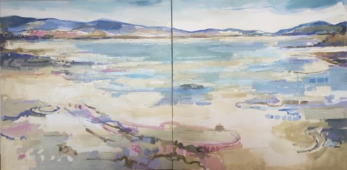 Kate Rhodes, Loch Laggan - Ardverikie (London Gallery)