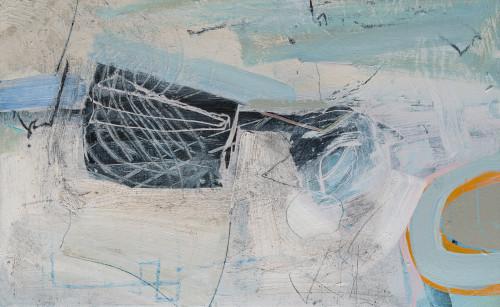 David Mankin, Oystercatching Morning (London Gallery)