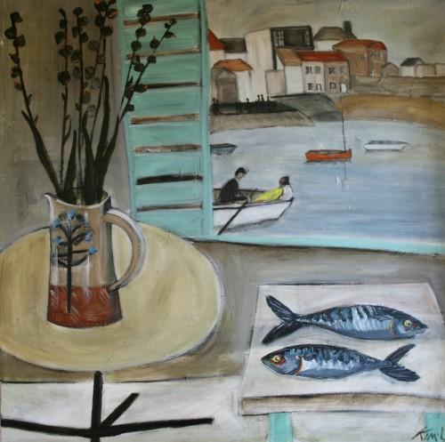 Kim Langford, Romance in St Ives