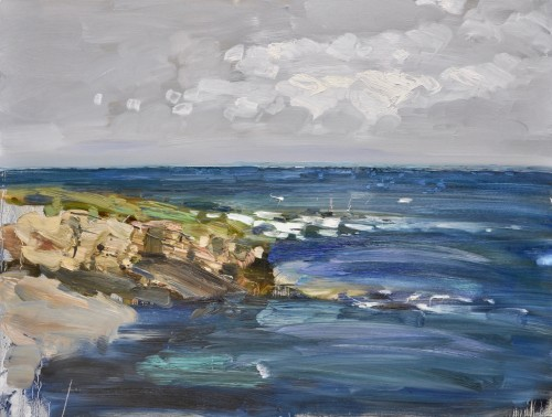 Richard Colson, Mullaghmore (Hungerford Gallery)