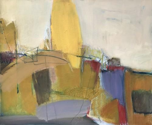 Dafila Scott, A Walk in Autumn (Hungerford Gallery)
