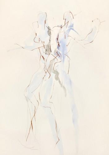 Bella Pieroni, Freya & Freyr, The Twins (Hungerford Gallery)