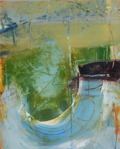 David Mankin, Beyond the Reach of Tides (Hungerford Gallery)