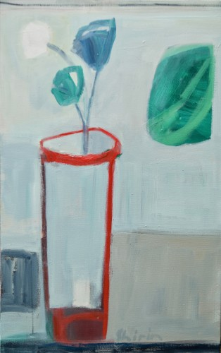 Shirin Tabeshfar Houston, Blue Moon