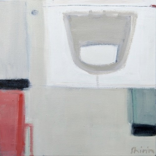 Shirin Tabeshfar Houston, Silk (London Gallery)