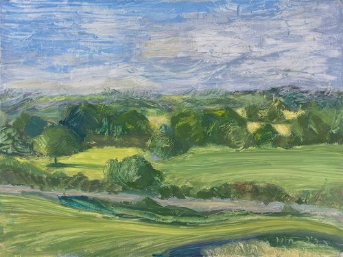 Celia Montague, Above Charlbury