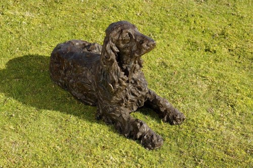 Rosemary Cook, Ruby - Cocker Spaniel