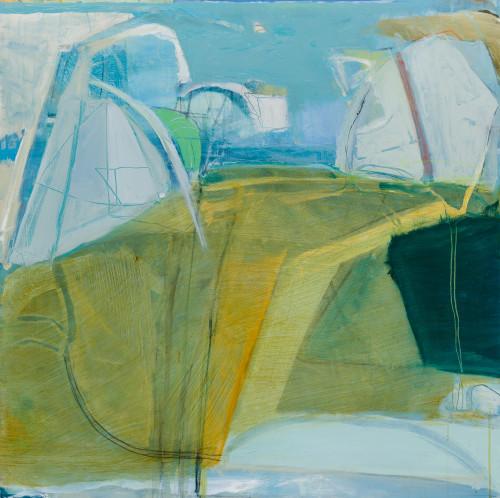 David Mankin, Kynance (Hungerford Gallery)