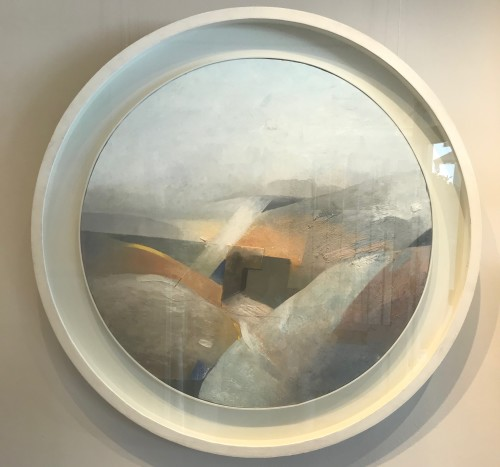 Keith Purser, Distant Sunset (London Gallery)