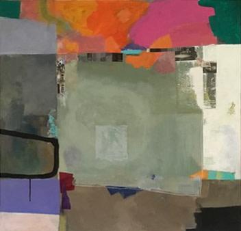 Angela Wilson, Urban Divide (London Gallery)