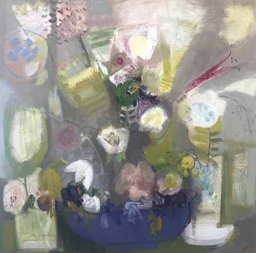 Annabel Fairfax, Dusky Mauves (London Gallery)