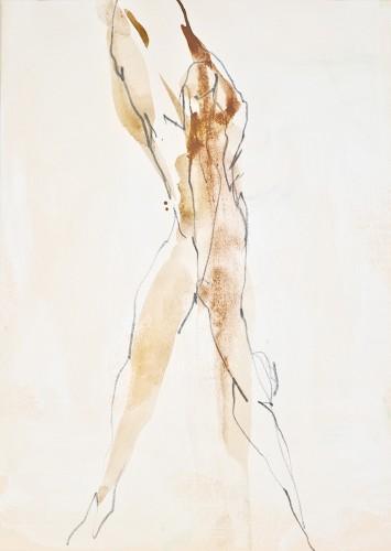 Bella Pieroni, Fire Sprite VII (Framed) (London Gallery)