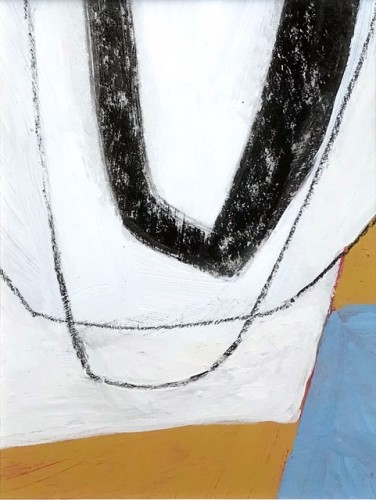 Malcolm Taylor, Hang Loose II (Hungerford Gallery)