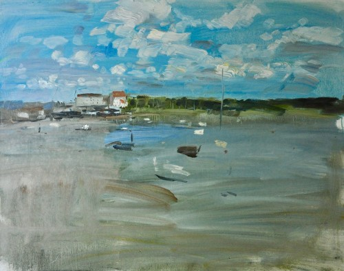 Richard Colson, Tide Mill, Woodbridge (London Gallery)