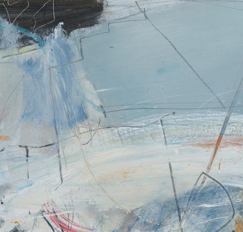 David Mankin, Salt Sea Wind (Hungerford Gallery)
