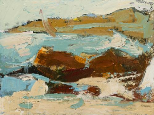 Paul Wadsworth, Hidden Cove (London Gallery)