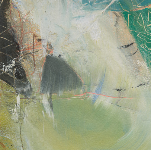 David Mankin, Trenow (Hungerford Gallery)