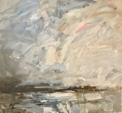 Louise Balaam, Western Isles, Soft Light (Hungerford Gallery)