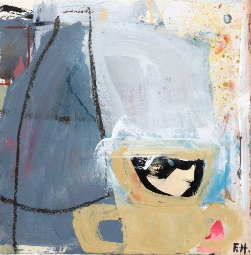 Felice Hodges, Slate and Yellow