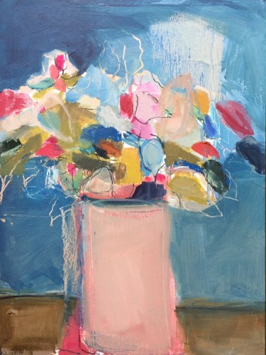 Jo Vollers, Summer Flowers (London Gallery)