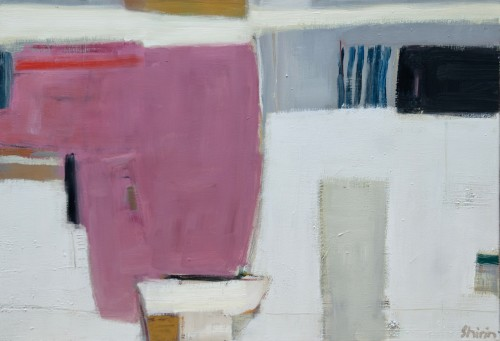 Shirin Tabeshfar Houston, Pink Milk (London Gallery)