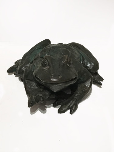 Rosalie Johnson, Green Toad