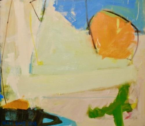 Chloë Lamb, Balance I (Hungerford Gallery)
