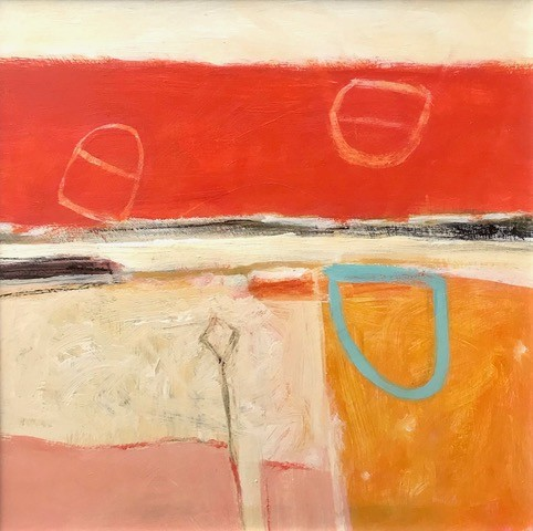 Malcolm Taylor, Red River Crossing (London Gallery)